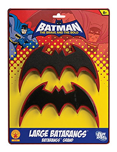 Batarangs Batman The Brave und The (Brave And The Batman Kostüme Bold)
