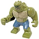 LEGO DC Super Heroes Killer Croc Minifigure 76055 Mini Maxi Fig by LEGO