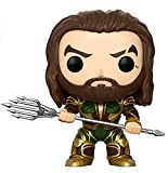 FunKo Justice League Movie Pop Vinile Aquaman, 13486
