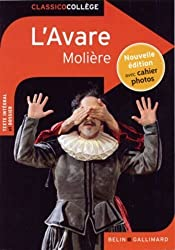 L'avare by Moliere (2013-09-05)