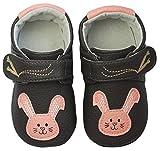 Rose & Chocolat Chaussures Bébé Happy Rabbit Marron Taille 17/18 cm