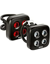 Knog Twinpack Blinder Mob Four Eyes Kit d'éclairage Noir