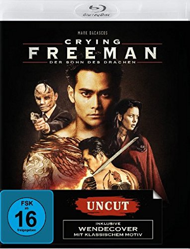 Crying Freeman - Uncut [Blu-ray]
