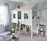 Noa and Nani Christopher Treehouse Bed Mid Sleeper Cabin Bed