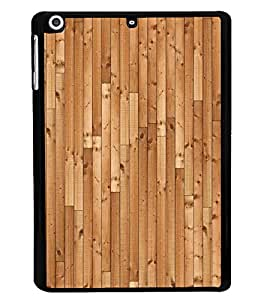 ifasho Designer Back Case Cover for Apple iPad Mini Wifi :: Apple iPad Mini Wifi + Cellular (7.9 Inches) (Gemini Mail Wood Toys)
