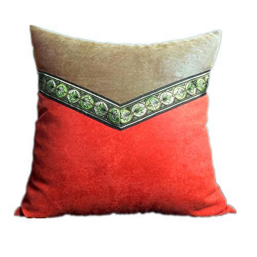 cushionliu-exotic-national-wind-sharp-angle-suede-stitching-sofa-pillow-cushion-18x-18-orange-and-re