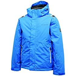 Dare 2B - Abrigo de esquí de invierno deportiva Modelo Victorious para niños (11-12 años/Azul cielo)