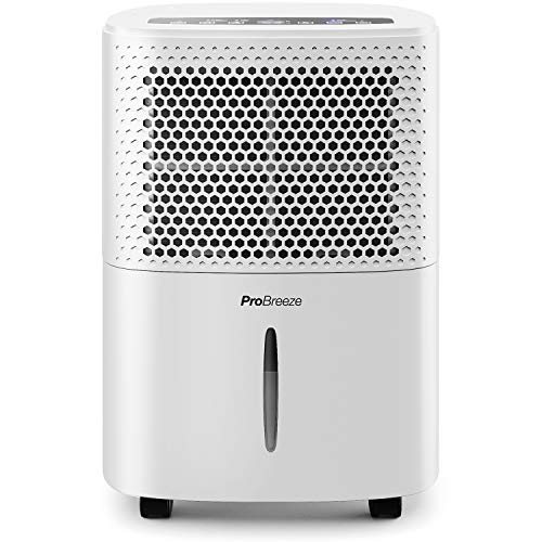 Pro Breeze® 12L/Day Dehumidifier...