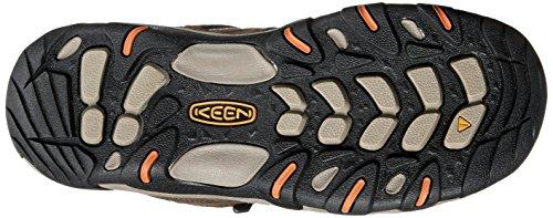 Keen  KOVEN MID WP W, Chaussures de randonnée femme - Marron