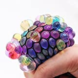 #10: Bubble Hut Mesh Squishy Anti-Stress Relief Non-Toxic Spongy Ball (Pack of 1)