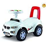 Baybee BMW 5 Series Ride-on Car (White)