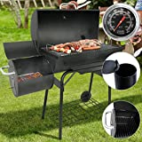Best Charcoal Smokers - Charcoal BBQ Smoker | with Wheels & Heat Review