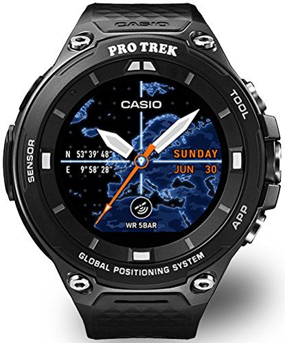Pro Trek CASIO Pro-Trek Smartwatch WSD-F20-BK