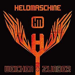 """Weichen und Zunder Enhanced Audio CD inkl. Videoclip """"Radioaktiv"""" im Digipack mit Booklet"""