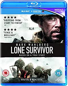 Lone Survivor [Blu-ray] [2013]