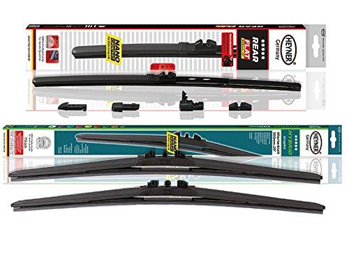 """HEYNER Germany Sharan Windscreen Wiper Blades 2010-On Size 2816 Rear Blade 14/"""""""