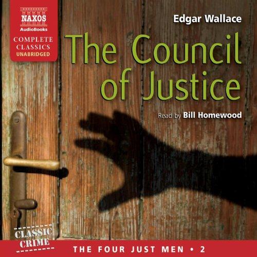 The Council of Justice  Audiolibri