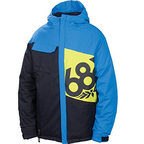 ke 686 Boys Mannual Iconic Ins Jacket Youth (686 Snowboard Jacke Jungen)