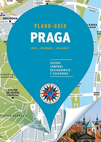 Praga (Plano - Guía): Visitas, compras, restaurantes y escapadas (PLANO-GUÍAS)