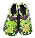 Lait et miel piel unidad lernschuhe patucos-Zapatos para bebé con diferentes diseños azul...