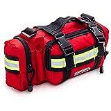 Elite Bags HIPSTER Hüfttasche Rot 34 x 16 x 12