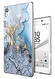 003228 - Fun Bloggers Marble Effect Design Sony Xperia Z3
