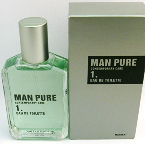 Man Pure Eau de Toilette 100 ml Spray Herren