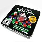 Poker - Für Anfänger & Profis (+ Poker-Set)