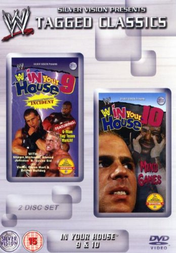 WWE - In Your House 9&10 [2 DVDs]