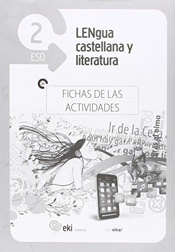 EKI DBH 2. Lengua castellana y Literatura 2. Fichas de las actividades (EKI 2) - 9788415586609