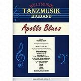 Apollo Blues - arrangiert für Bigband [Noten/Sheetmusic] Komponist : Apor Thomas