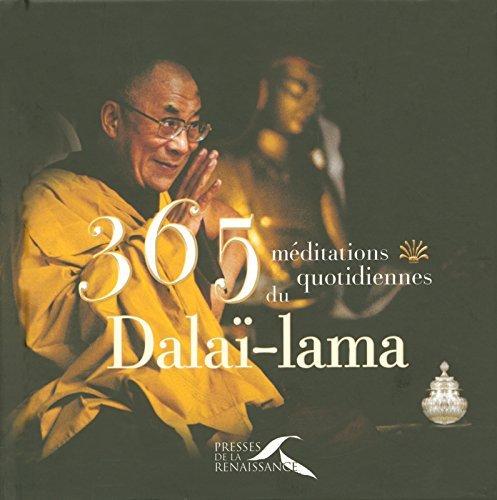 365 meditations quot.dalai-lama by Sa Saintet? Le Dala?-Lama (July 07,2005)