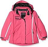 CMP Mädchen Skijacke Jacke,Rosa/Hot Pink,116