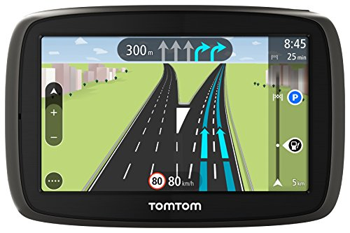 TomTom Start 40 Europe Navigationsgerät (11 cm (4,3 Zoll) Touch Display, Lifetime Maps, Tap & Go, Fahrspurassistent, Europa 45 Länder)