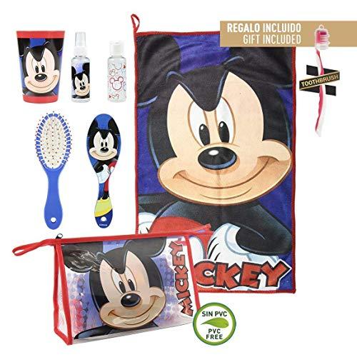 Neceser Set Aseo/Viaje Mickey