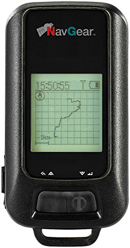NavGear Outdoor Navi: Fahrrad- & Outdoor-GPS OC-400 mit Sportcomputer, bis 300.000 Wegpunkte (GPS Gerät)