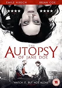 The Autopsy Of Jane Doe [DVD]