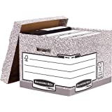 Fellowes R-Kive System Standard Storage Box (Pack of 10)