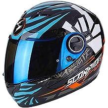 Scorpion Casco Moto exo-490.Rok, multicolor, talla M