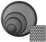 Lautsprecher-Abdeckung Schutzgitter Dekorgitter 174/140 mm 6,5 Zoll