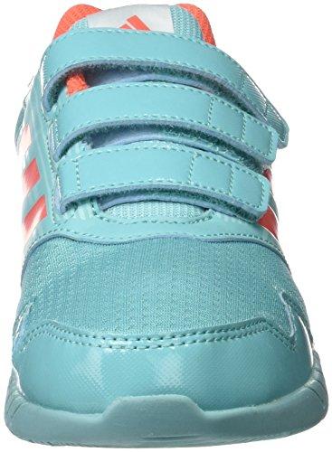 adidas Unisex-Kinder AltaRun CF K Gymnastikschuhe Blu (Mensen/Corsen/Agucla)