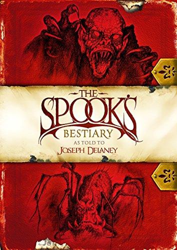 Spook's Bestiary (The Wardstone Chronicles, Band 16) (Rick Riordan-box)