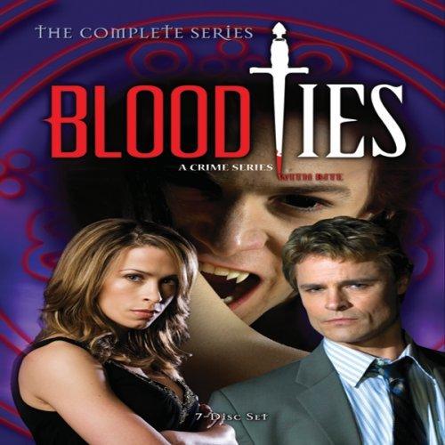 Tall Mens Tie (Blood Ties: Complete Series (7pc) / (Full Slim) [DVD] [Region 1] [NTSC] [US Import])