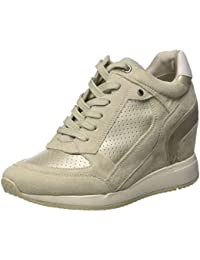 Geox Damen D Nydame A Hohe Sneakers