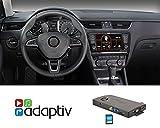 Adaptiv ADV-MIBSK- Skoda Upgrade Set mit Navigation