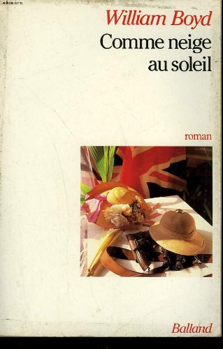 Comme Neige Au Soleil [Pdf/ePub] eBook