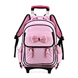 MAXYOYO - Set de útiles escolares  rosa rosa 6 wheels