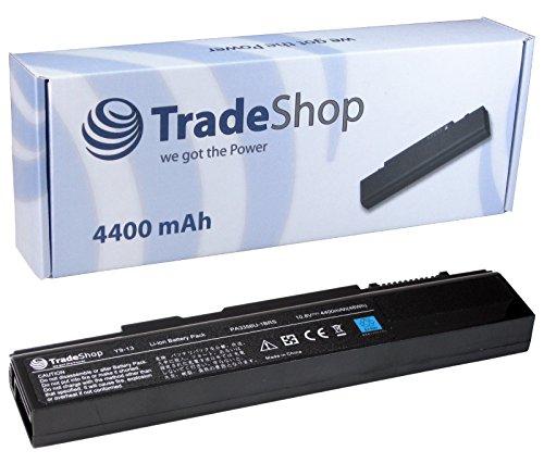 Hochleistungs Laptop Notebook Akku 4400mAh für Toshiba Qosmio F-20 F-25 Satellite A-50 A-55 Pro S-300 ersetzt PA3356U PA3356U-1BAS PA3356U-1BRS PA3356U-2BAS PA3356U-2BRS PA3356U-3BAS PA3356U-3BRS