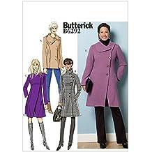 32aeb0b390f5 Suchergebnis auf Amazon.de für  Mantel Schnittmuster - Butterick