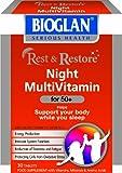 Bioglan Rest and Restore Night Multivitamin for 50 Plus